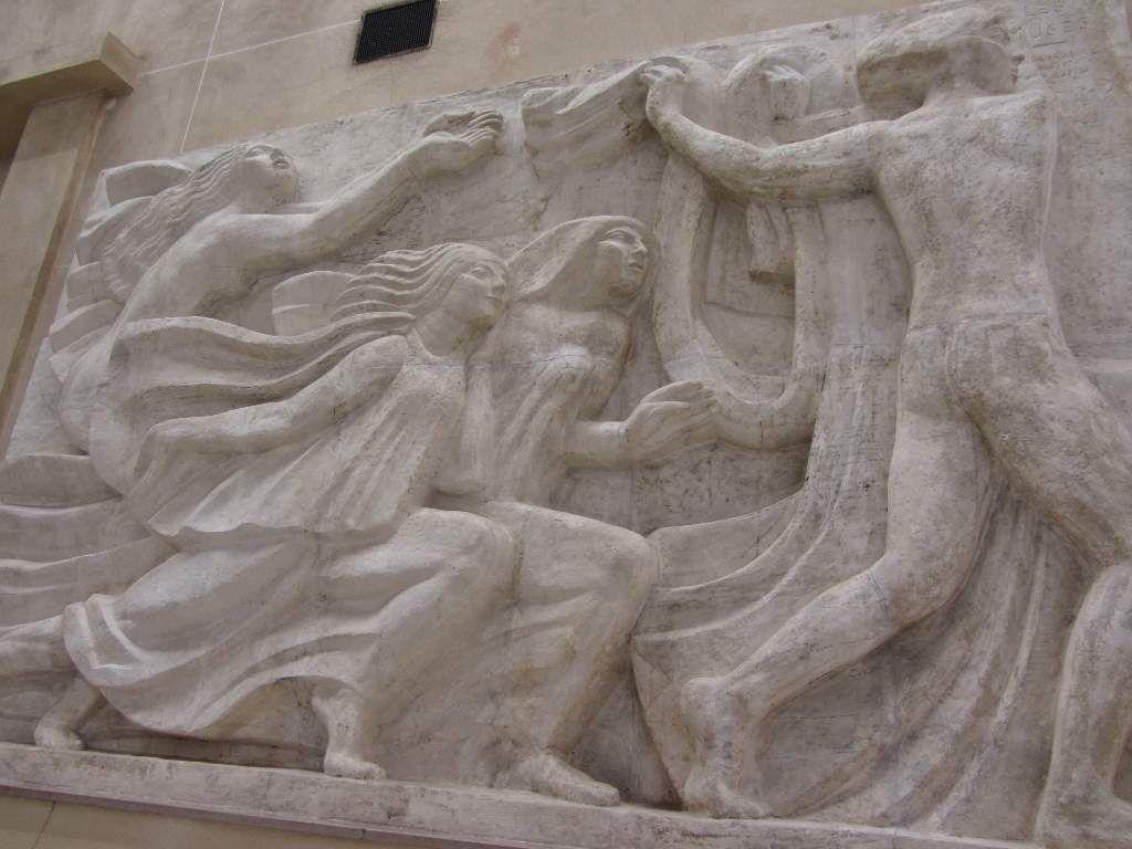 Musée Bourdelle le grand hall 15eme