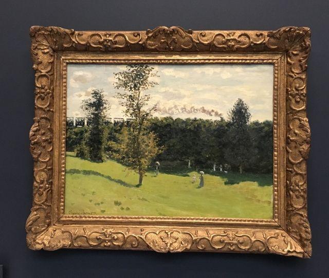 Musée d'Orsay les impressionnistes 7eme