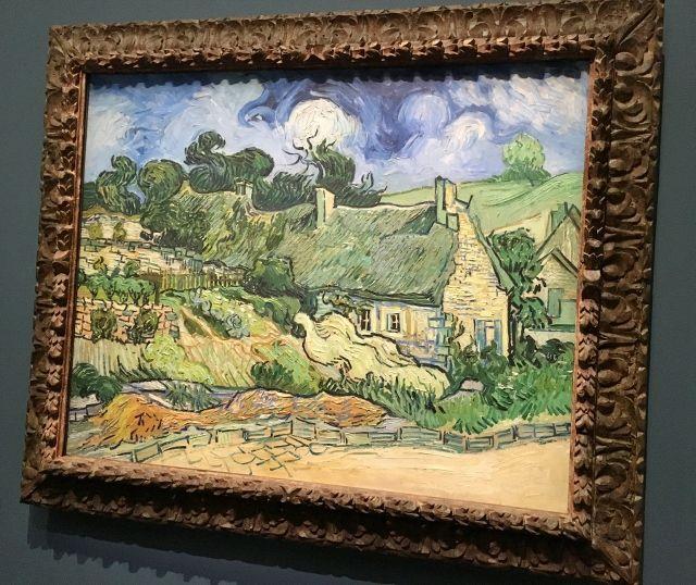 Musée d'Orsay Van Gogh Gauguin 7eme