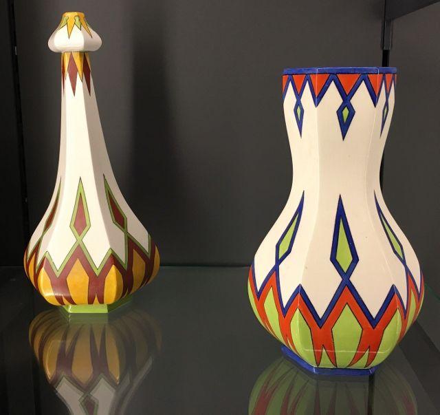 Musée Orsay les vases 7eme