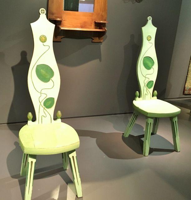 Musée Orsay les chaises 7eme