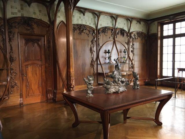 Musée d'Orsay salle à manger 7eme