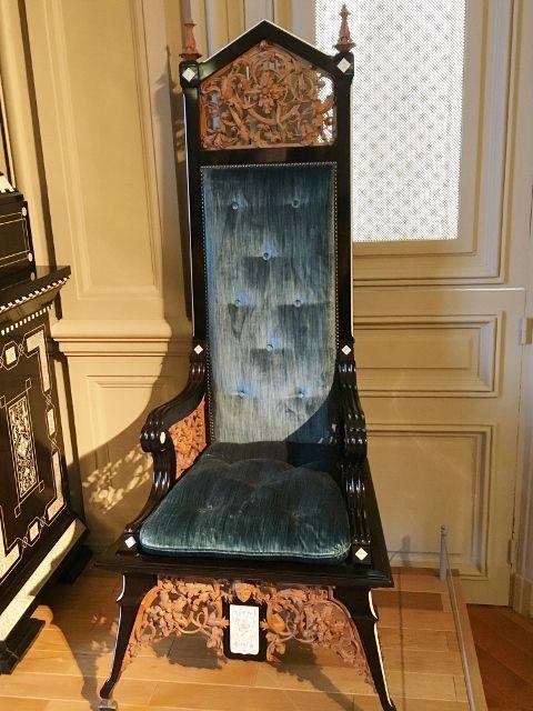 Musée d'Orsay Arts décoratifs 7eme