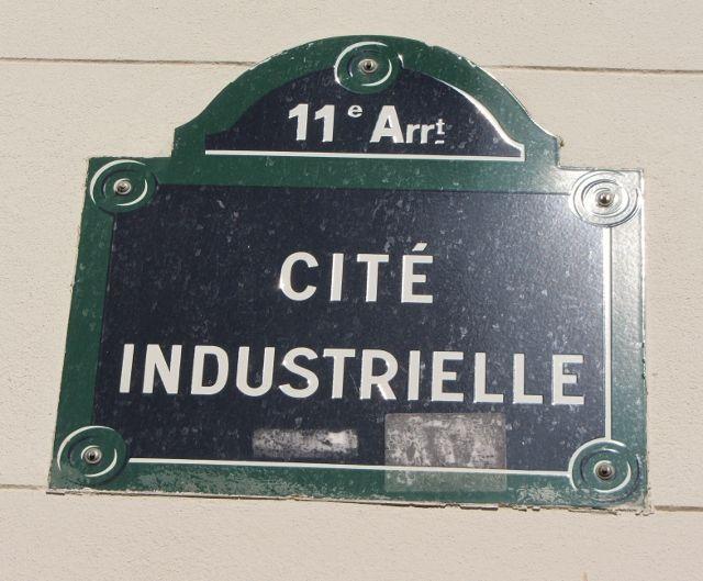 Cour Débille et Cité Industrielle 11eme