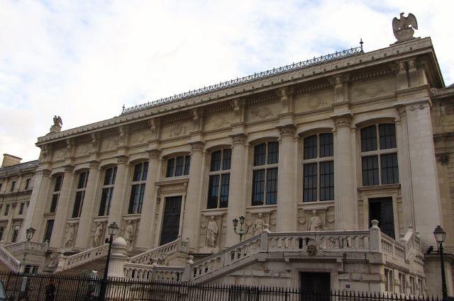 Palais de justice 1er