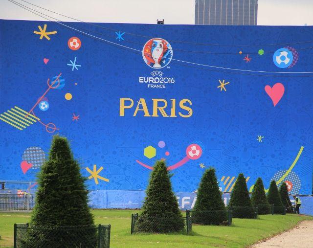 Tour Eiffel Euro 2016