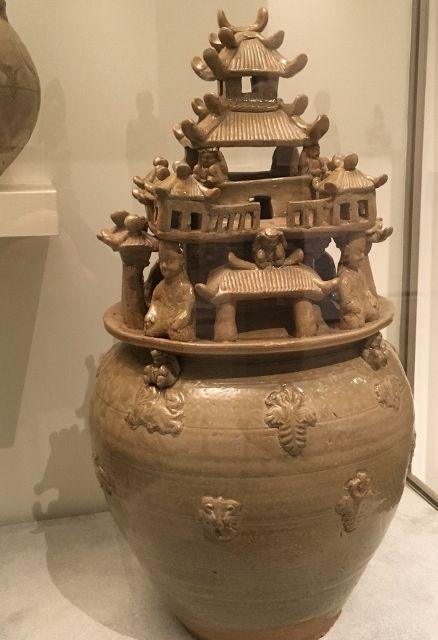 Chine antique et Asie Centrale - musée Guimet 16eme