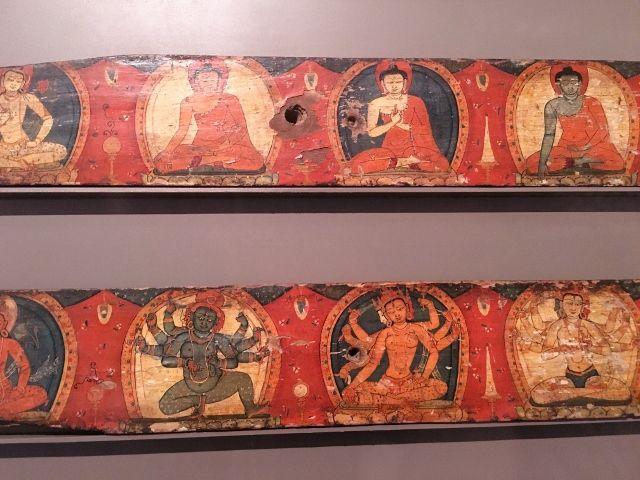 Chine bouddhique - musée Guimet 16eme