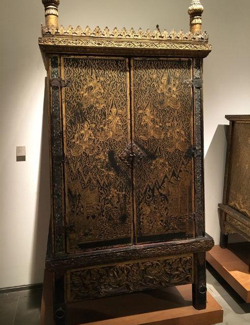Thailande LAOS - Musée Guimet 16eme