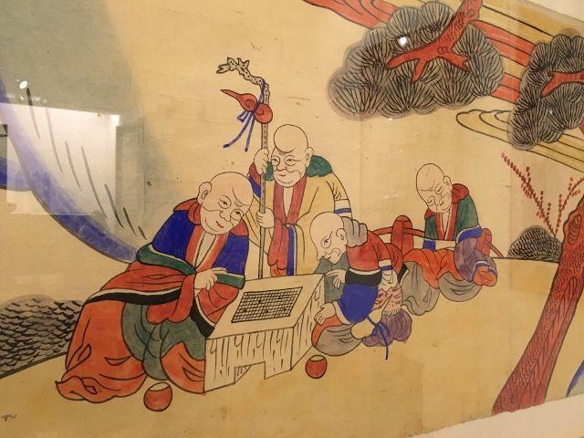La Corée - Musée Guimet 16eme