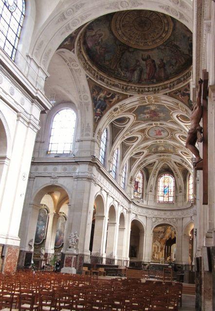 Eglise Saint Roch 1er Intérieur