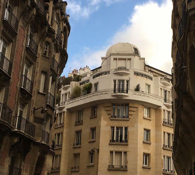 Rue Huysmans 6eme