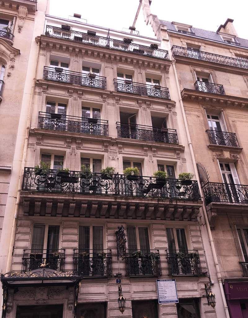 Rue de Belloy 16eme