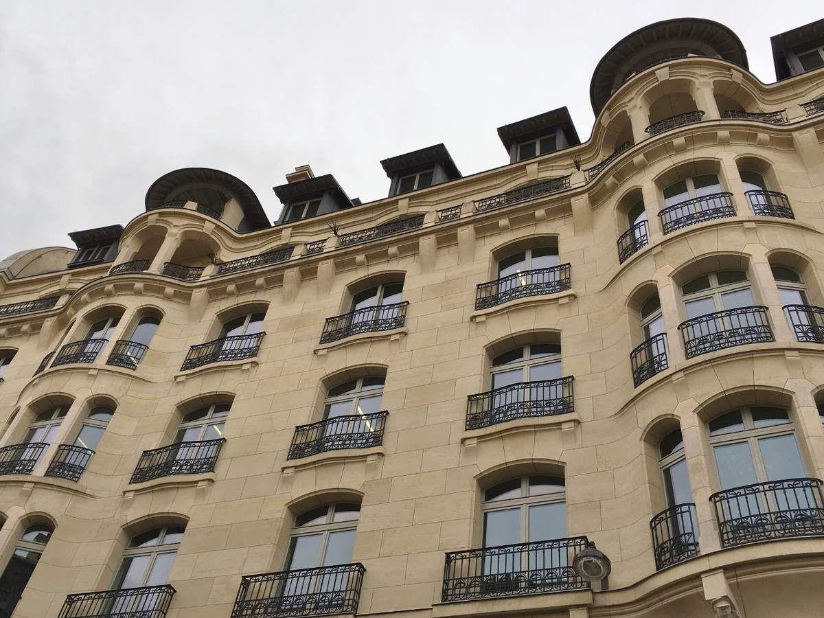 Rue Presbourg 16eme