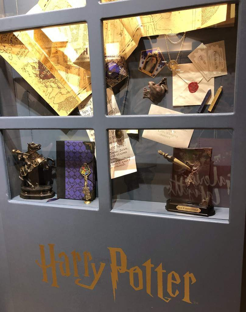 Harry Potter est aux Galeries Lafayette fin 2018