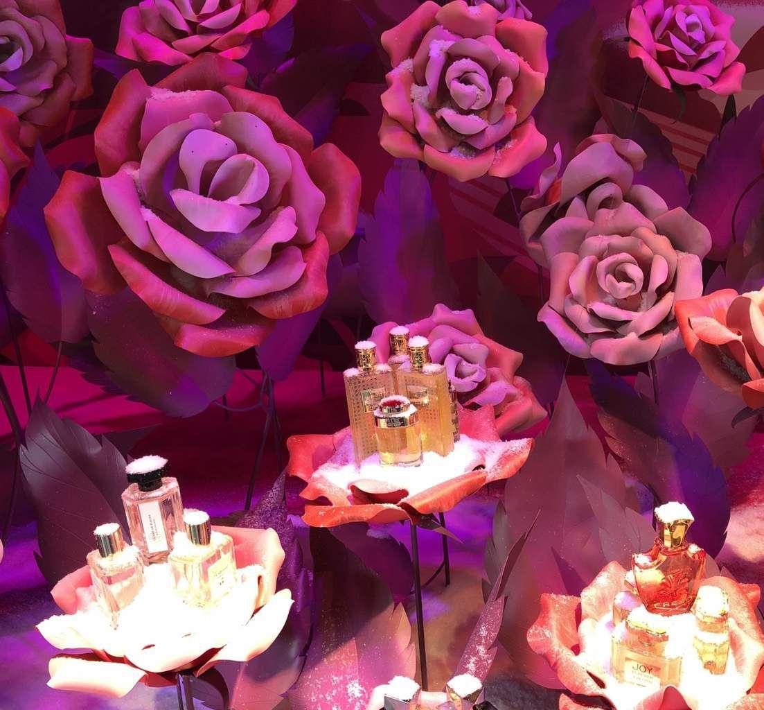 Monde des parfums Galeries Lafayette 2018