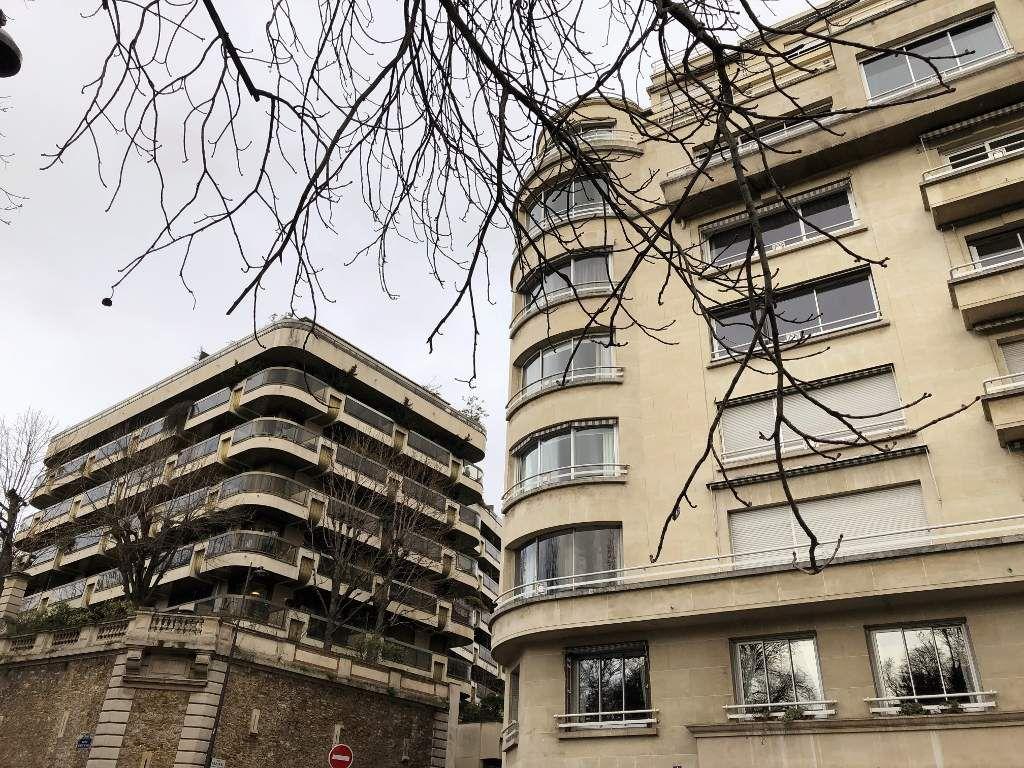 Avenue Albert de Mun 16eme