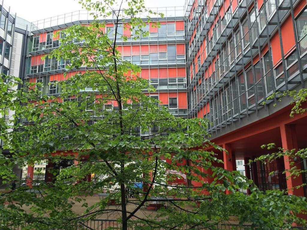 Campus Jussieu 5eme