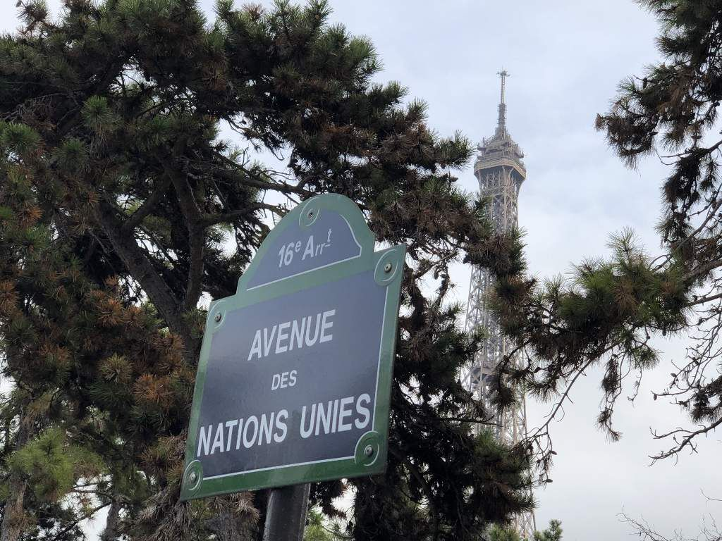 Avenue des Nations Unies 16eme
