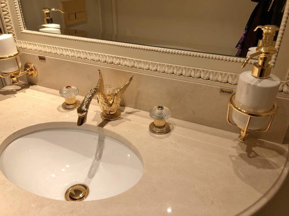 WC luxe Hôtel Ritz 1er