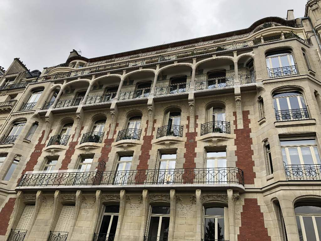 Rue le Tasse 16eme