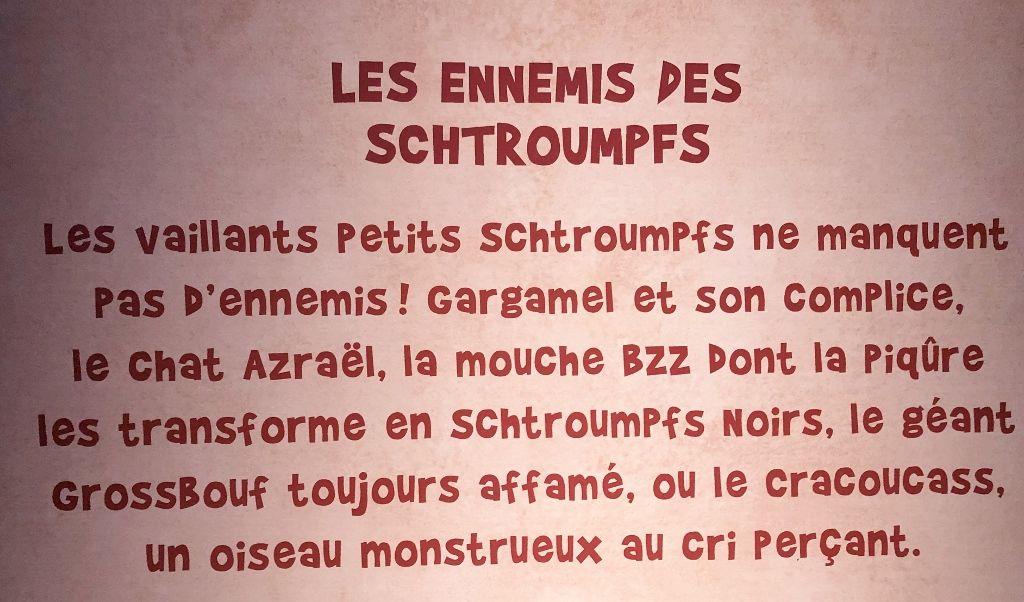 SCHTROUMPF : les bonhommes 15eme