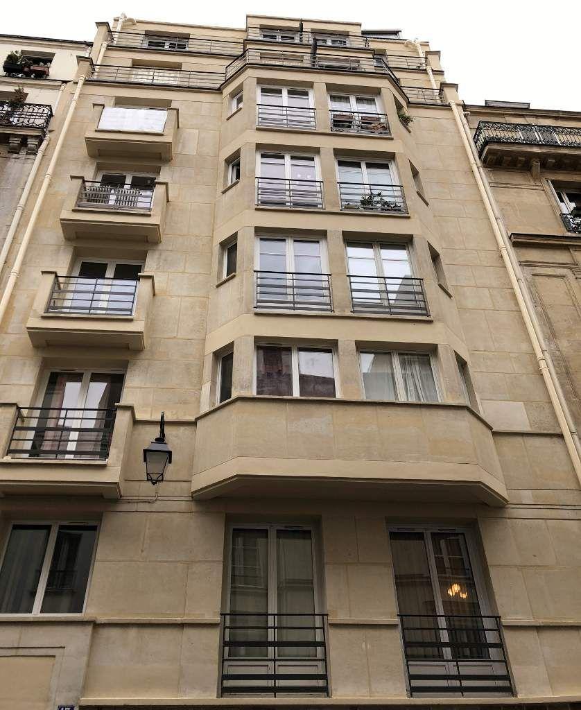 Rue des Tournelles 4eme