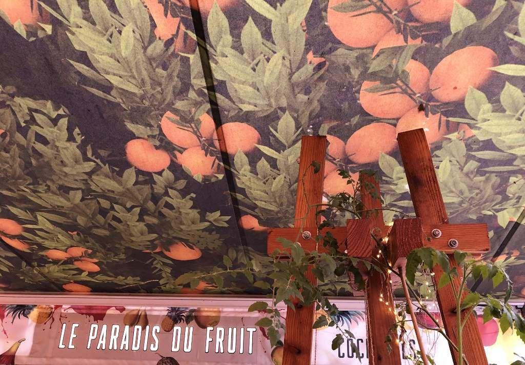 72 Paradis du fruit Bercy 12eme