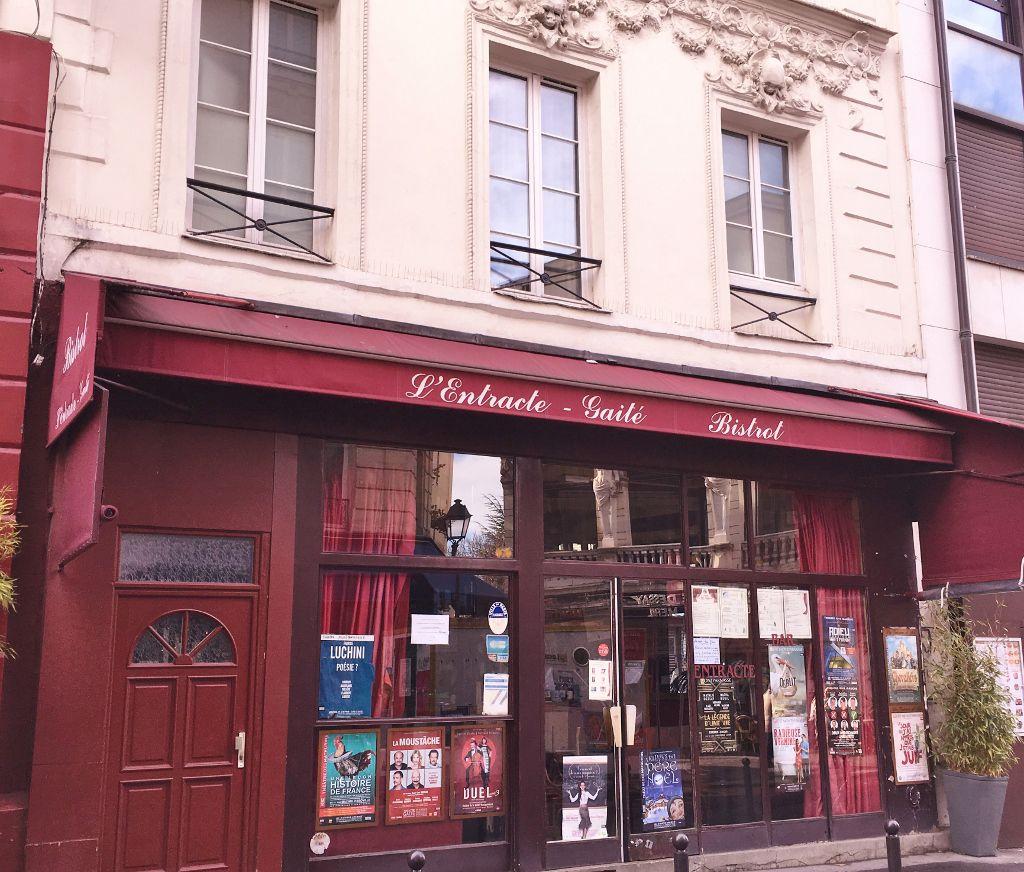 Rue de la gaité 14eme