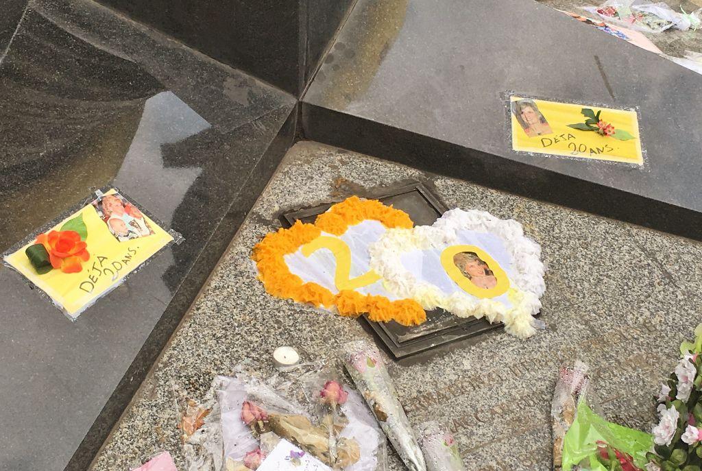 20 ans accident Lady Diana Pont de l'Alma 16eme