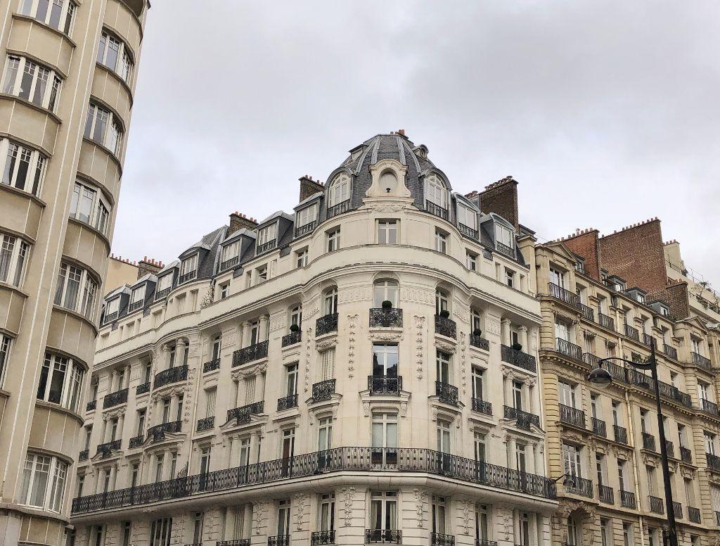 Rue Benjamin Franklin 16eme