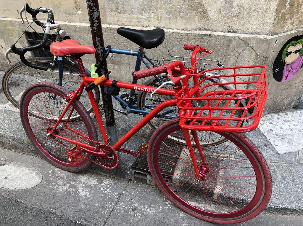 Les 2 roues du Marais