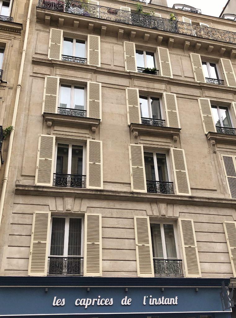 Rue Jacques Coeur 4eme