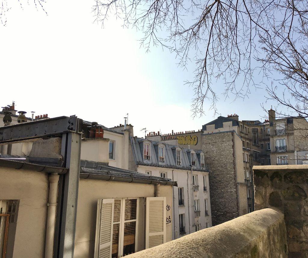 Place du Calvaire 18eme