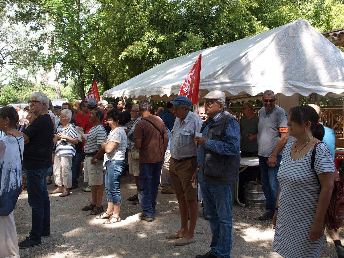 Nombreux et Solidaires ce 16 juin au Parc des Libertés