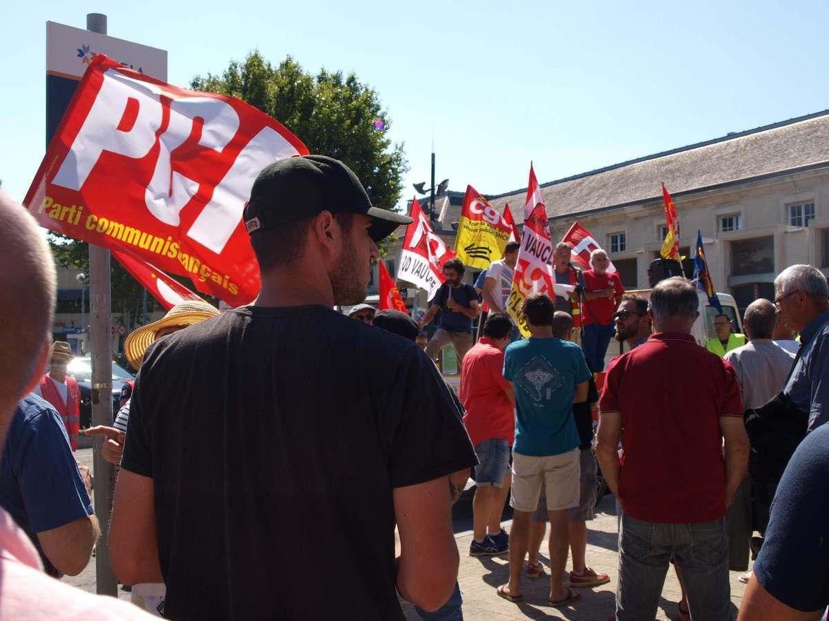 Rassemblement Unitaire Interprofessionel a Avignon