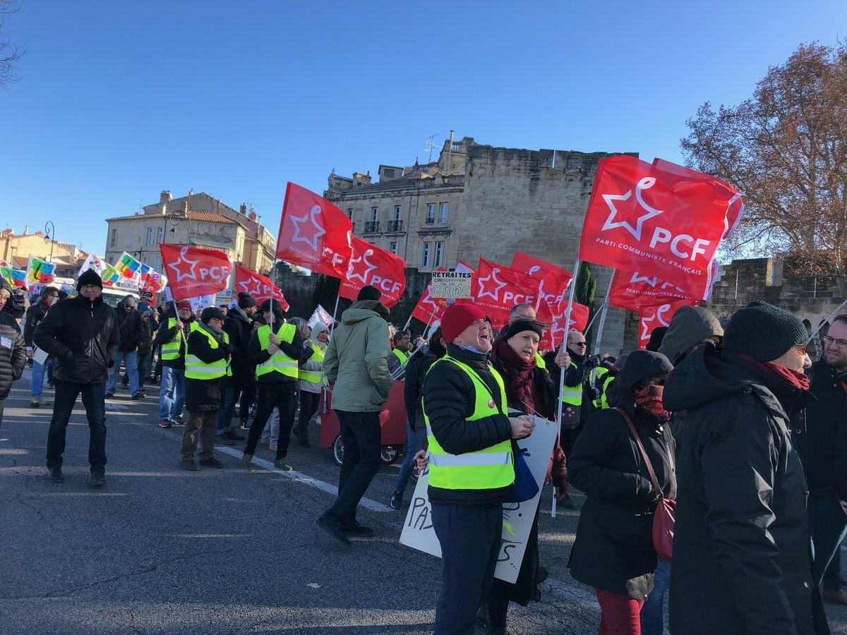 10 décembre:opposition à la réforme des retraites confirmée ! LACGT