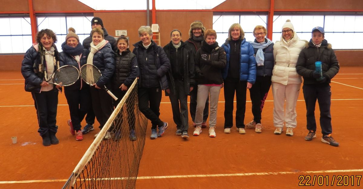 CHAMPIONNATS DE FRANCE INTERLCUBS 45 ANS DAMES