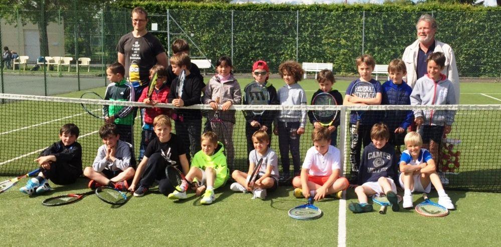 Romy Balquet 2ème place et Louis Dulac victoire au Tournoi Rouge d'Agences