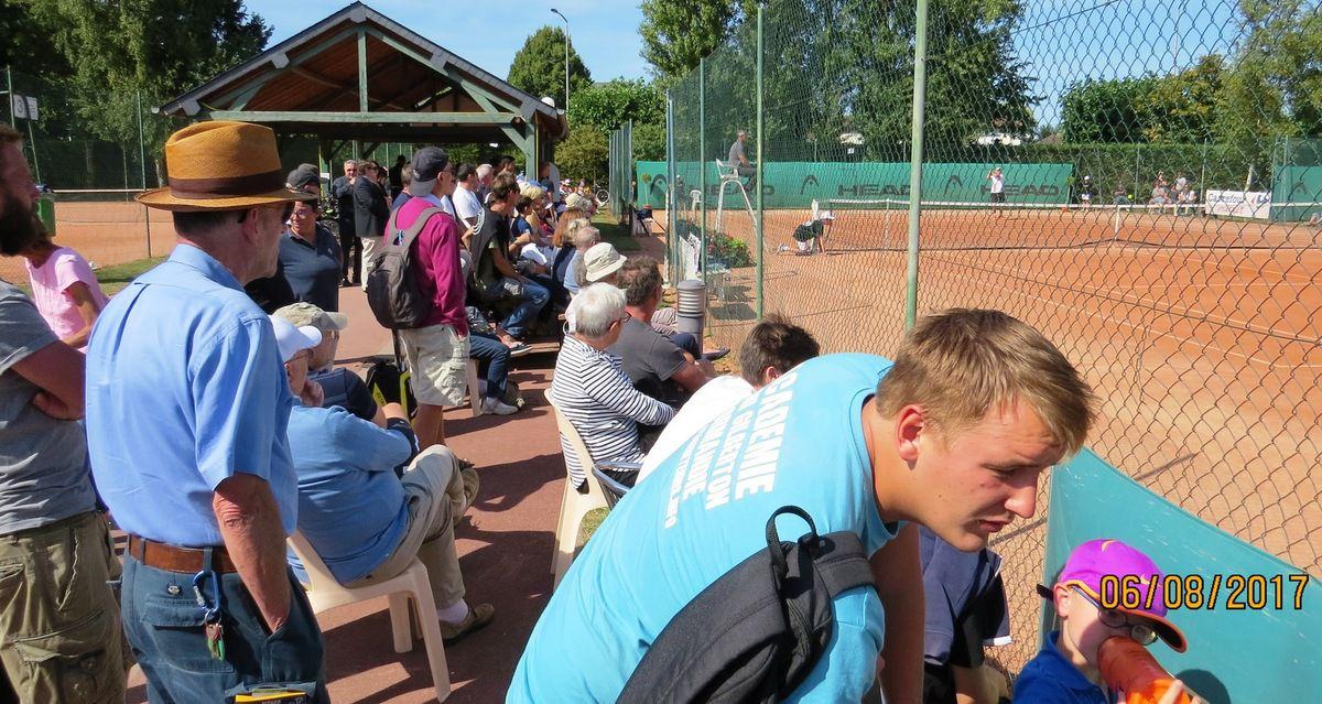 RESULTATS OPEN TENNIS DE CABOURG