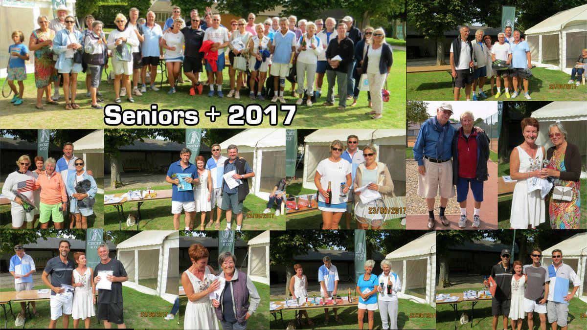 RESULTATS TOURNOI SENIORS + 2017