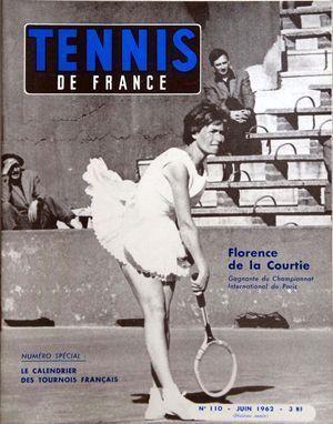 Le magazine de tennis des années 60