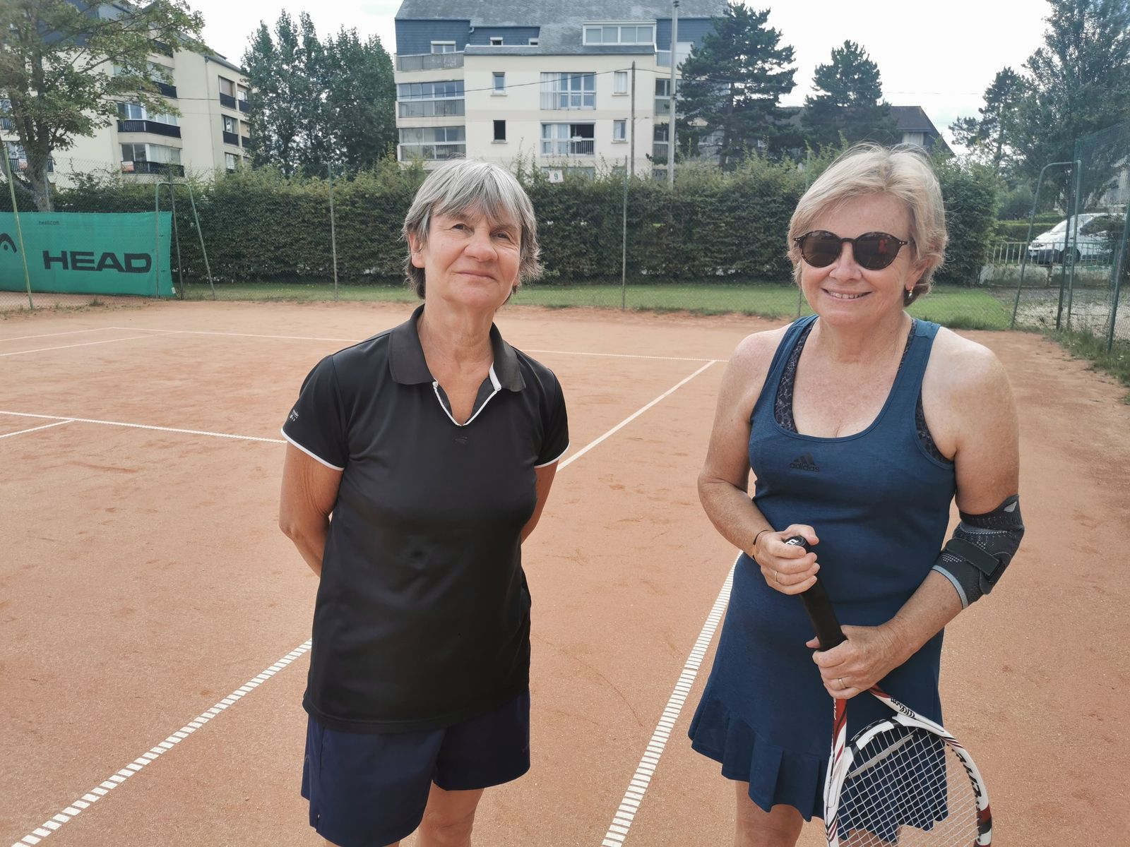 Patricia Broos 30/1 Cabourg perd contre Cynthia Petit 15/5 Liberty Country Club