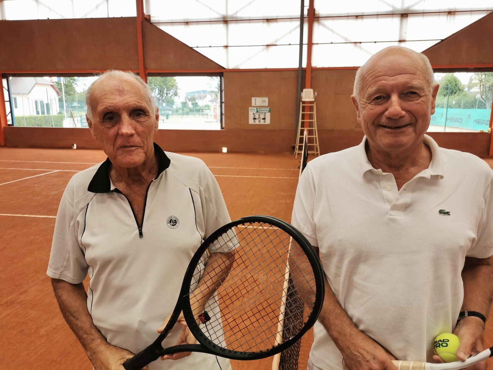 Philippe Gespach 30/2 Villers s/mer gagne contre Michel Didierjean 30 Cabourg