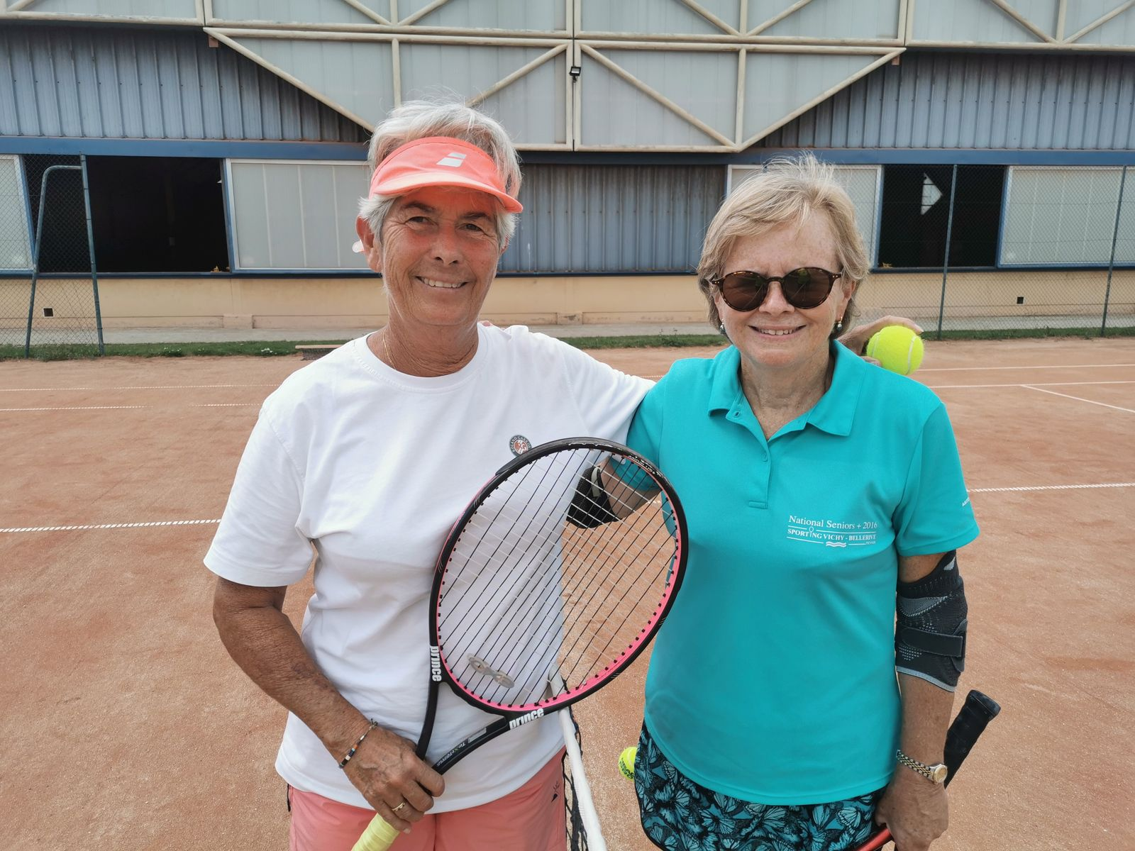 Catherine Rolland 15/3 Cabourg gagne contre Cynthia Petit 15/5 Liberty Country Club