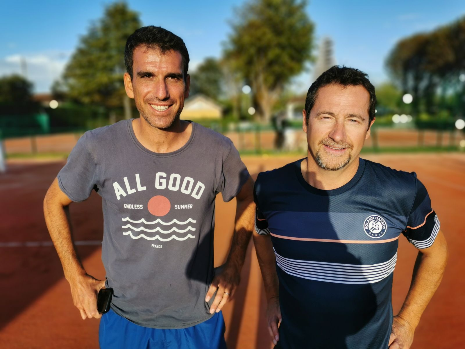 David Marcovici 15/1 AT Neuilly gagne contre Stéphane Deguette 15/1 Cabourg