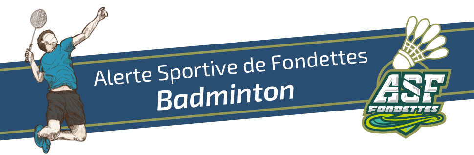 AS Fondettes Badminton