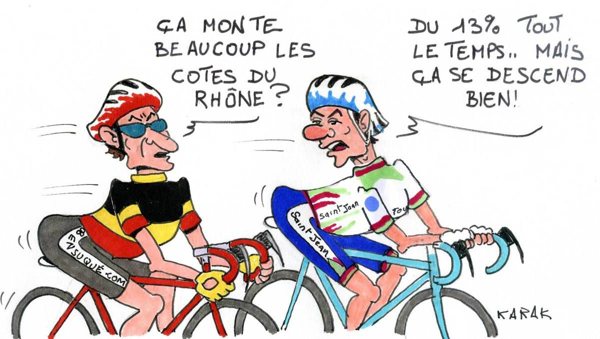Humour cyclo (best off)
