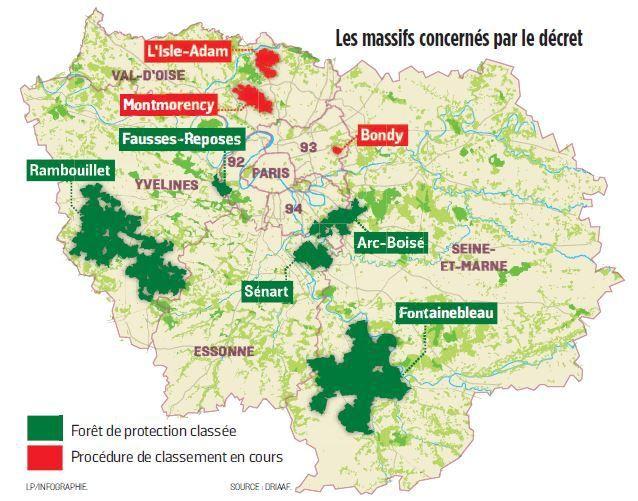 Les amis des forêts se mobilisent contre toute extraction minière
