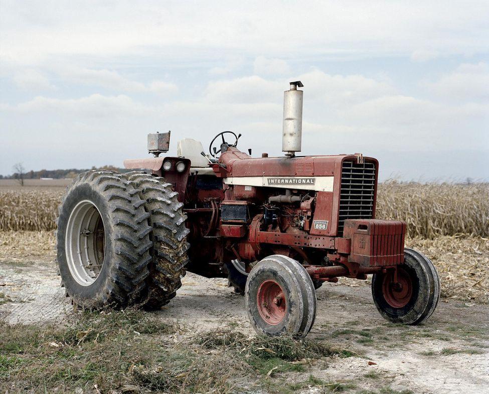 Geneva (Indiana), en 2013. Fin 2012, Monsanto avait engagé 142 procédures judiciaires contre des fermiers, pour violations de ses accords technologiques ou brevets sur les semences génétiquement modifiées. (Photos Mathieu Asselin)